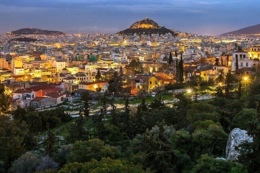 Private Transfer From Igoumenitsa To Athens