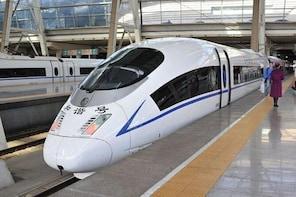 One way Wenzhou Nan train station to hotel transfer