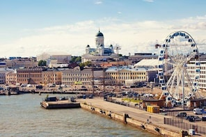 Private Airport Transfer from Helsinki Airport (HEL) to Helsinki City Centr...