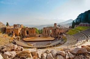 Catania Shore Excursion: Catania to Taormina and Castelmola