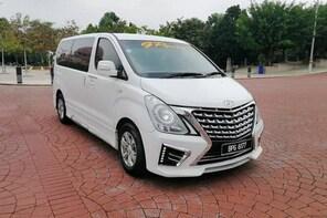 Johor Bahru City Hotels to Kuala Lumpur Airport Single ticket Transfer
