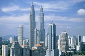 16 Attractions Kuala Lumpur International Airport Transit Tour