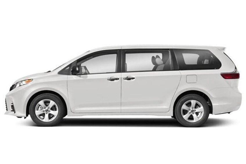 Show item 6 of 6. Standard 7 seater minivan Honda Odyssey or similar model