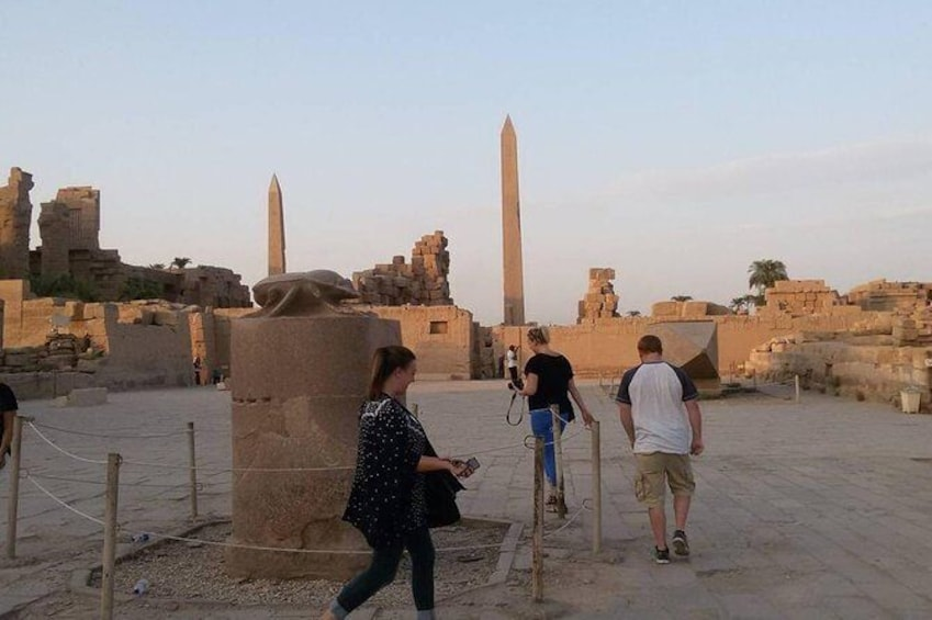 Show item 3 of 10. 4 Day - 3 Night Deluxe Nile Cruise Trip Aswan To Luxor