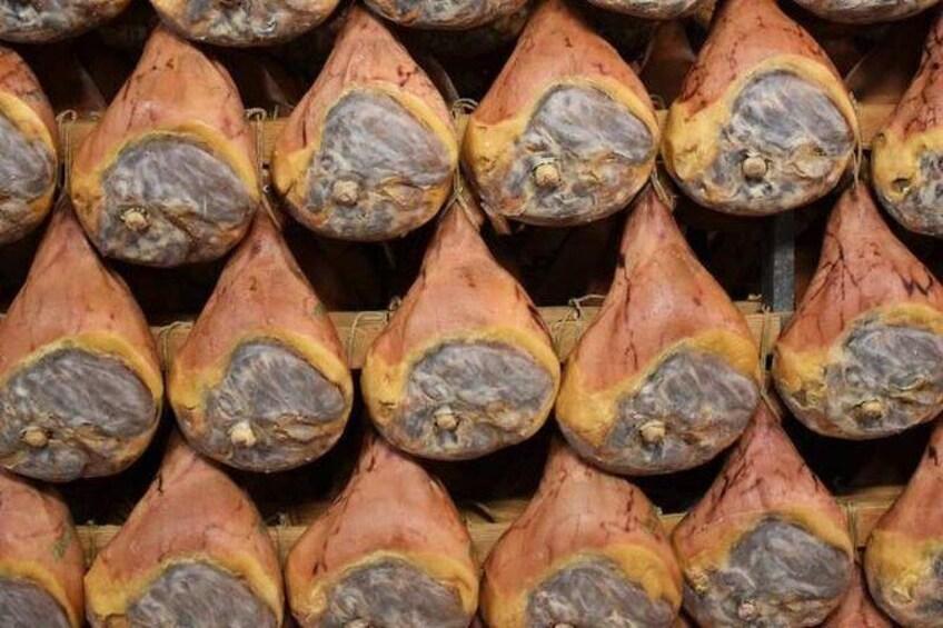 Show item 2 of 7. Parma ham heaven