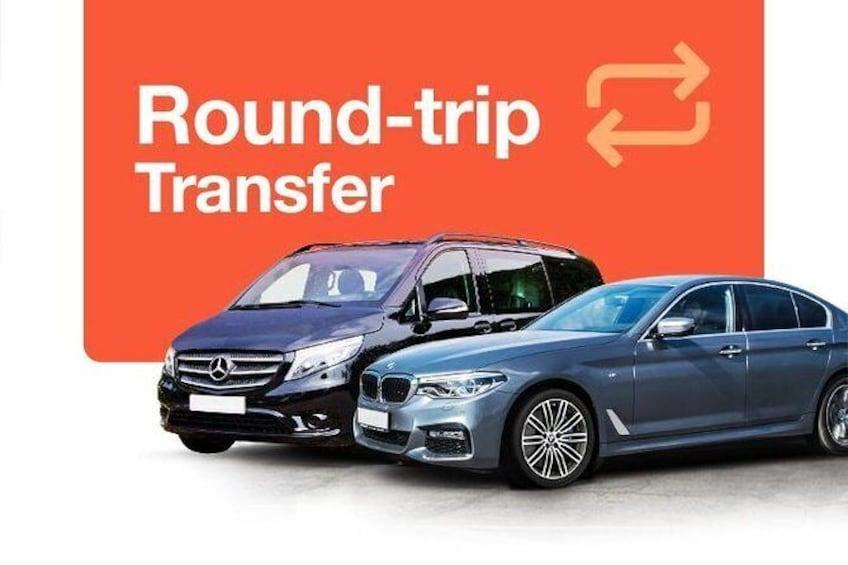 Show item 1 of 8. Private Airport Round-Trip Transfer: Munich Airport to Munich Hotel