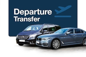 Private Departure Transfer from Saariselka City to Ivalo Airport