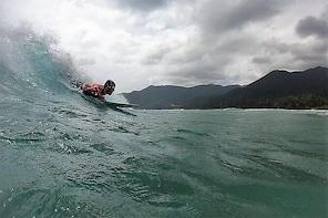 Vibes kite & surf tour 3 surf/kite lessons
