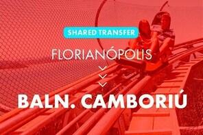 Shared transfer from Floripa Airport to Balneario Camboriu