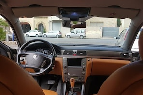 Private Arrival Transfer: Palermo Airport to Hotel
