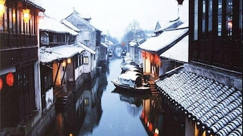 1 Day Private Tour: Zhouzhuang and Zhujiajiao Water Town