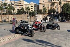 "Luxury Rewaco Trike ""The Mar Menor Vistas Tour"" - (2 hours, Min o..."