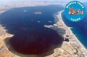 The Mar Menor Vistas Tour - (2 hours, Minimum of 2 passengers)