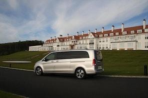 Trump Turnberry Resort to Edinburgh Private Transfer MV