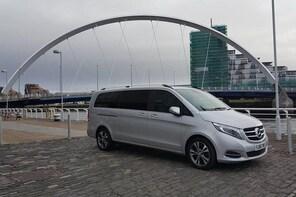 Glasgow Airport to Stiriling City Hotel - Private transfer MV