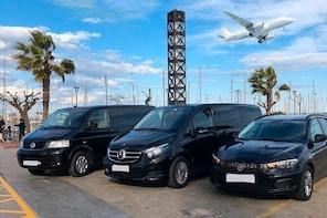 Monterrey International Airport (MTY) to Monterrey - Round-Trip Private Tra...