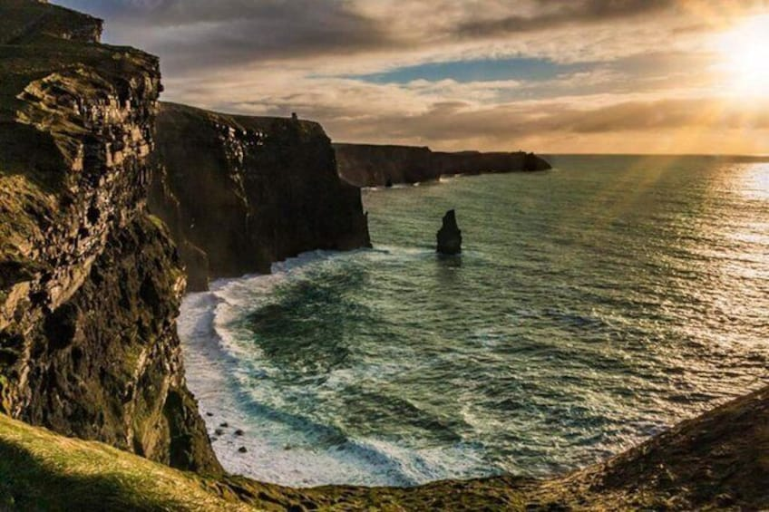 Show item 1 of 3. The Cliffs of Moher