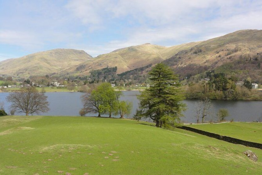 Show item 5 of 8. Grasmere from Red Bank