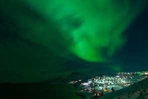 Chasing Northern Lights in Nuuk