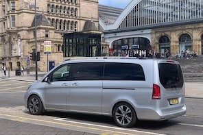 Book a Private Liverpool Guided Tour in V-class Mercedes for up to 7 passen...