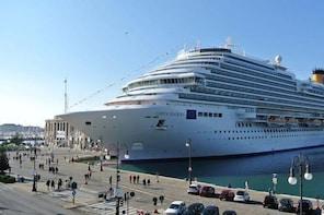 Civitavecchia Cruise Ship Port to Rome Hotel Private Transfer