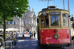 DUCA - Hassle-Free transfer from Vicentine Coast to Porto