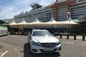 Portsmouth PORT to London Gatwick - Private Transfer