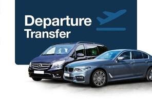 Private Departure Transfer from Colònia Sant Jordi to Mallorca Airport