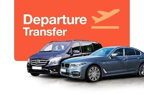 Private Departure Transfer from Antibes to Nice Airport