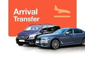 Private Arrival Transfer from Nice airport to Antibes