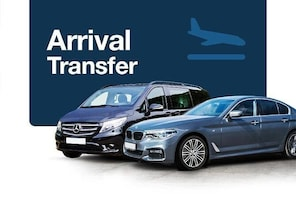 Private Arrival Transfer from VXE Sao Pedro Airport to Mindelo