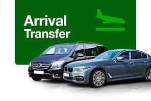 Private Arrival Transfer: Bergamo Airport to Bergamo City