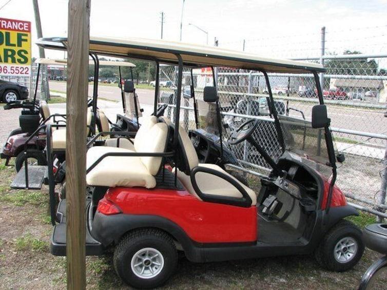 Show item 1 of 1. Golf Cart Adventure