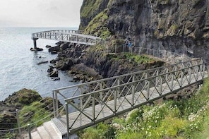 Gobbins Cliff Path Experience