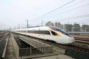 Private Departure Transfer from Hotel to Jinan Railway Station