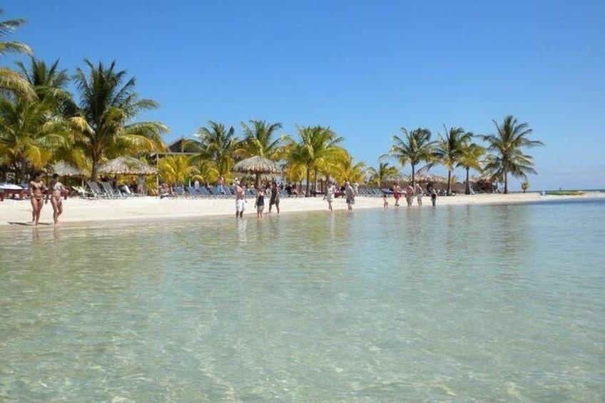 Las Palmas Beach