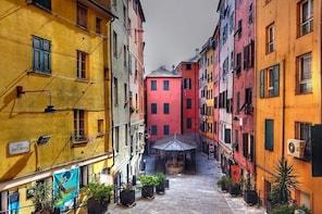 Genova Shore Excursion : Monterosso and Portofino Private tour