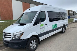 Calgary to Canmore Banff Shuttle Service