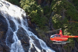Helicopter Combo Tour in Ketchikan