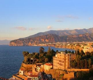 Private Excursion to the Amalfi Coast