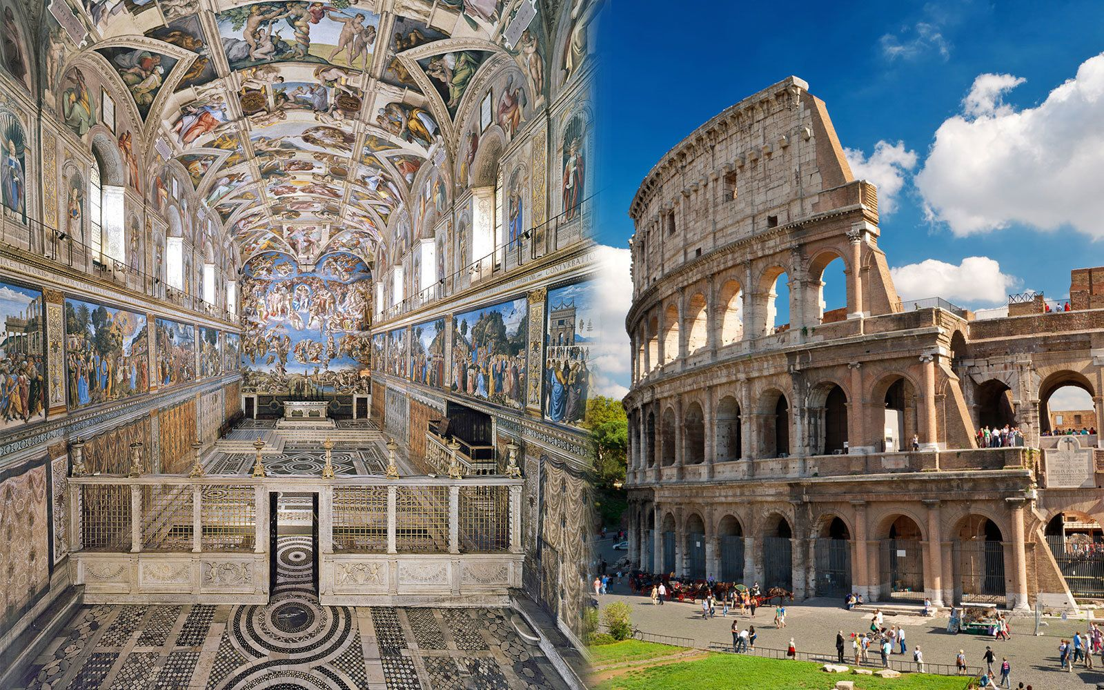 Rome in 1 Day: Skip-the-Line Vatican, Colosseum & Ancient Rome Guided Tour