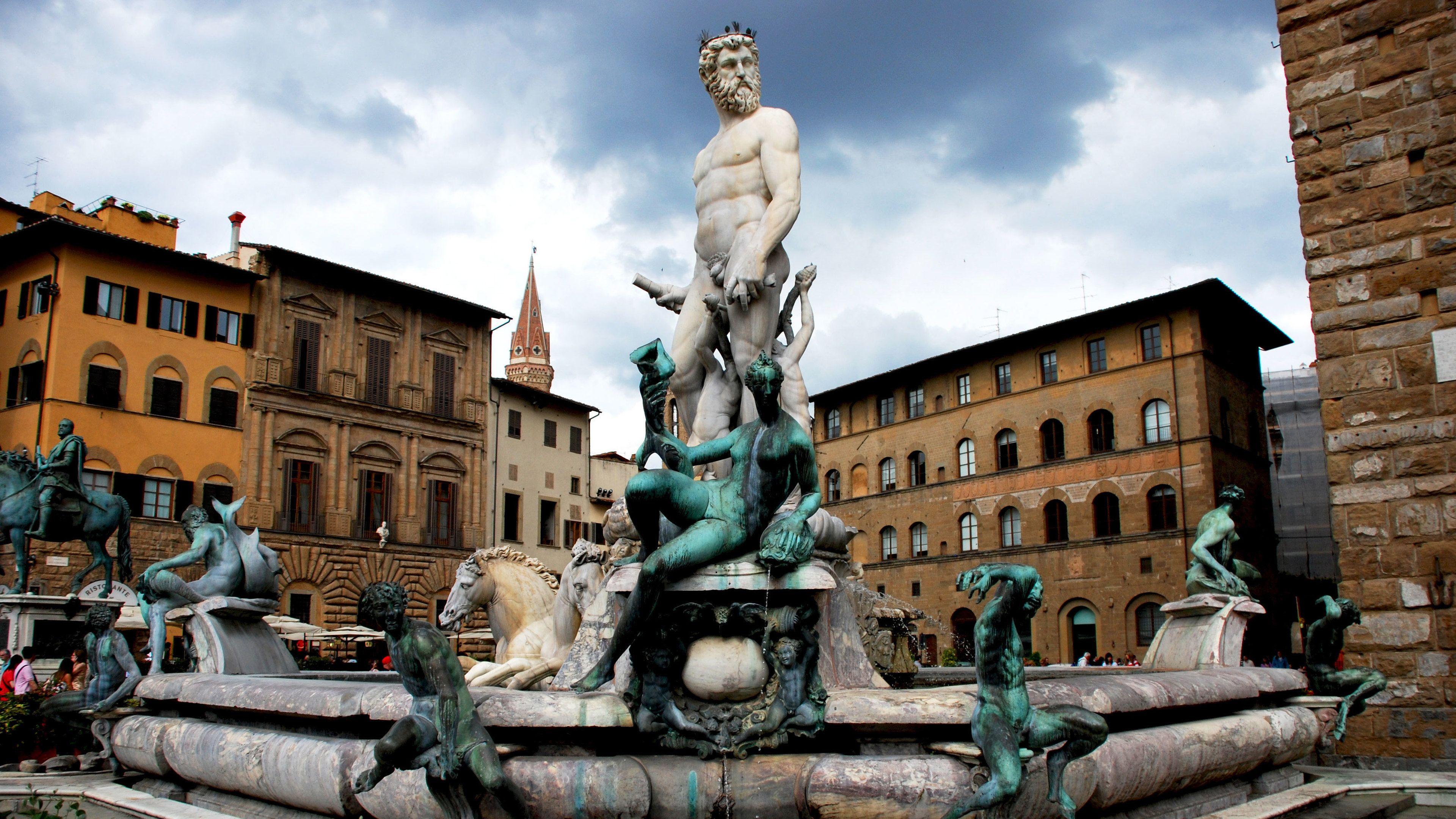 Renaissance art sculpture in Florence