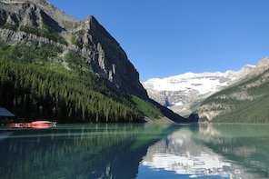 Transport: Calgary to Lake Louise