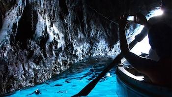 Tour di 2 giorni dell'Italia Meridionale: Napoli, Pompei, Sorrento e Capri