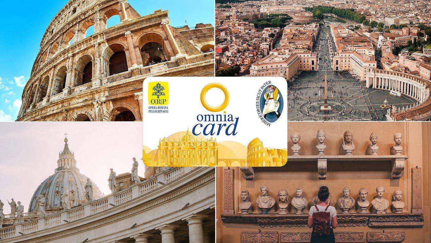 Vatican & Rome Pass med hop-på-hop-af-bustur