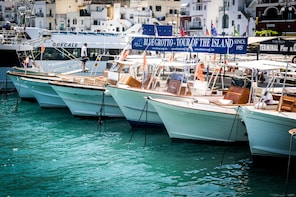 Dagexcursie naar Capri en de Grotta Azzurra
