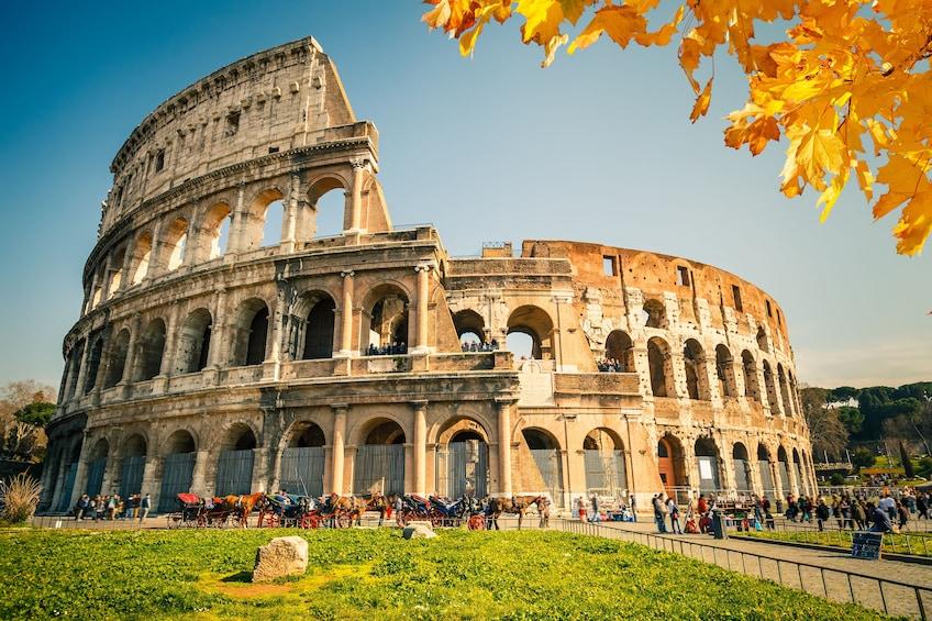 Skip-the-Line: Colosseum, Palatine Hill & Roman Forum Ticket