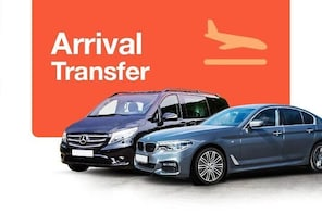 Private Arrival Transfer from Calgary International Airport to Calgary Down...