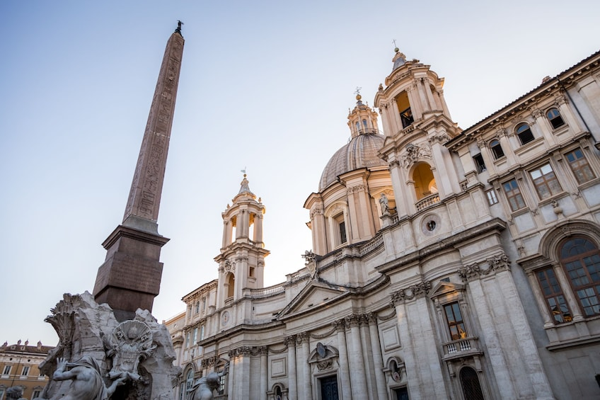 Show item 3 of 10. Best of Rome with Trevi Fountain, Spanish Steps & Pantheon