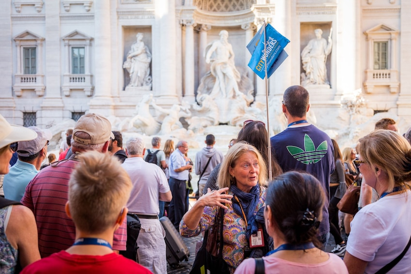 Charger l'élément 4 sur 10. Best of Rome with Trevi Fountain, Spanish Steps & Pantheon